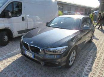BMW 118d Advantage Autom.
